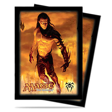 Ultra Pro Standard Card Game Sleeves 80ct Magic the Gathering Dragon's Maze Mirko (86056)