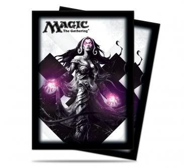 Ultra Pro Standard Card Game Sleeves 80ct Magic the Gathering Core Set 2015 Liliana (86172)