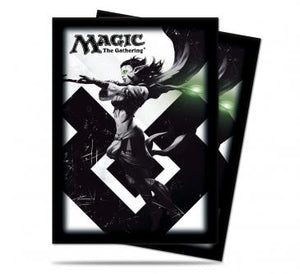 Ultra Pro Standard Card Game Sleeves 80ct Magic the Gathering Core Set 2015 Nissa (86174)