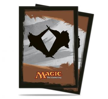 Ultra Pro Standard Card Game Sleeves 80ct Magic the Gathering Khans of Tarkir Abzan (86200)