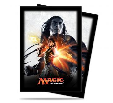 Ultra Pro Standard Card Game Sleeves 80ct Magic the Gathering Origins Gideon Jura (86258)