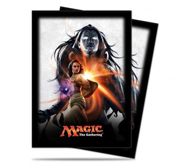 Ultra Pro Standard Card Game Sleeves 80ct Magic the Gathering Origins Liliana Vess (86260)