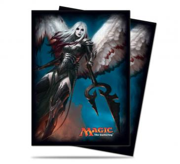 Ultra Pro Standard Card Game Sleeves 80ct Magic the Gathering Shadows over Innistrad Avacyn, the Purifier (86336)