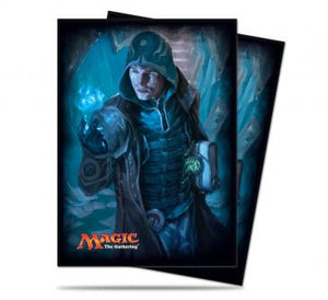 Ultra Pro Standard Card Game Sleeves 80ct Magic the Gathering Shadows over Innistrad Jace, Unraveler of Secrets (86337)