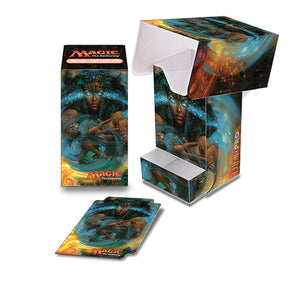 Ultra Pro Deck Box Magic the Gathering Eternal Masters Force of Will with Tray (86369)