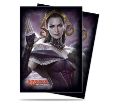 Ultra Pro Standard Card Game Sleeves 80ct Magic the Gathering Eldritch Moon Oath of Liliana (86382)