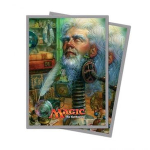 Ultra Pro Standard Card Game Sleeves 120ct Magic the Gathering Unstable Urza, Academy Headmaster (86674)
