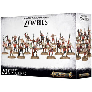 Warhammer Age of Sigmar Deadwalkers Zombies