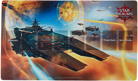 Star Realms Playmat - War World