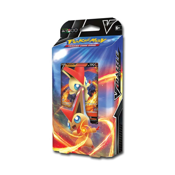 Pokemon Victini V Battle Deck