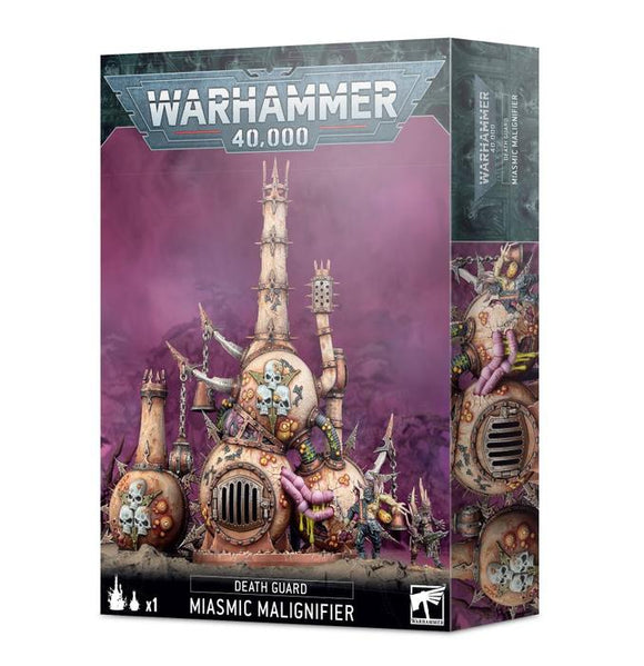Warhammer 40,000 Death Guard Miasmic Malignifer
