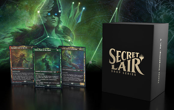 MTG: Secret Lair Drop: Theros Stargazing V
