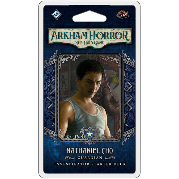 Arkham Horror: The Living Card Game - Nathaniel Cho