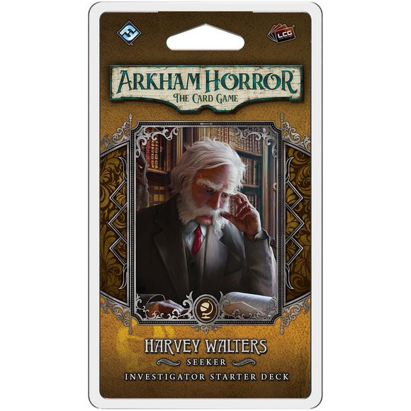 Arkham Horror: The Living Card Game - Harvey Walters