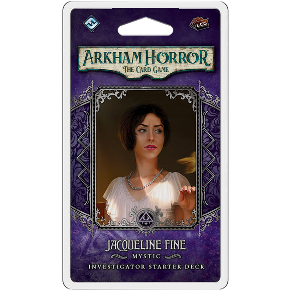 Arkham Horror: The Living Card Game - Jacqueline Fine