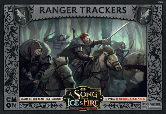 A Song of Ice and Fire Miniatures Game: Ranger Trackers