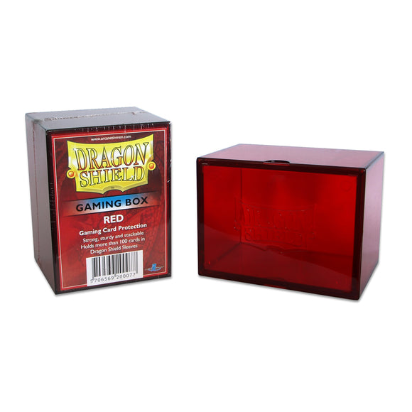 Dragon Shield Gaming Deck Box Red (20007)