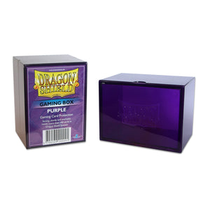 Dragon Shield Gaming Deck Box Purple (20009)