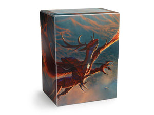 Dragon Shield Deck Shell Deck Box Crimson Logi (31621)