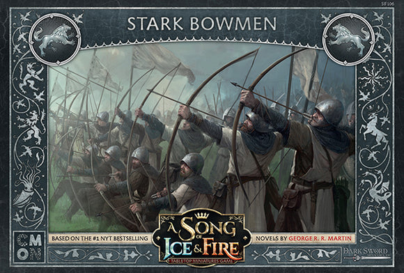 A Song of Ice and Fire Miniatures Game: Stark Bowmen