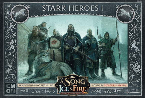 A Song of Ice and Fire Miniatures Game: Stark Heroes #1