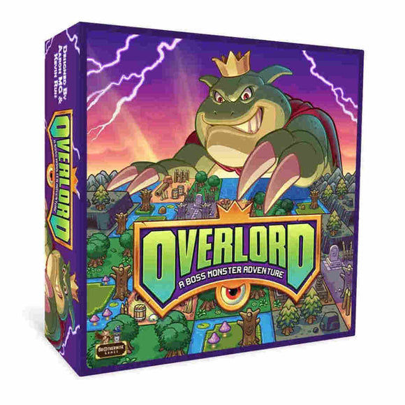 Overboss: A Boss Monster Adventure (retail edition)