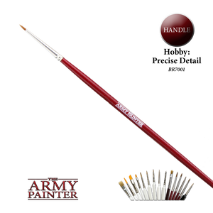 The Army Painter Hobby Paint Brush: Precise Detail