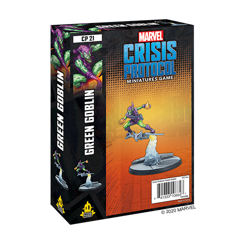 Marvel Crisis Protocol: Green Goblin Character Pack