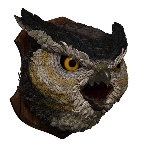 D&D Owlbear Trophy Plaque (68501)