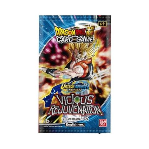 Dragon Ball Super TCG Unison Warrior Series 3 Vicious Rejuvination Booster