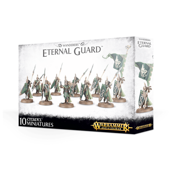 Warhammer Age of Sigmar Wanderers Eternal Guard