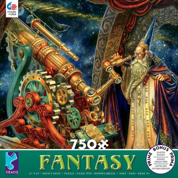 Fantasy The Astronomer 750pc Puzzle