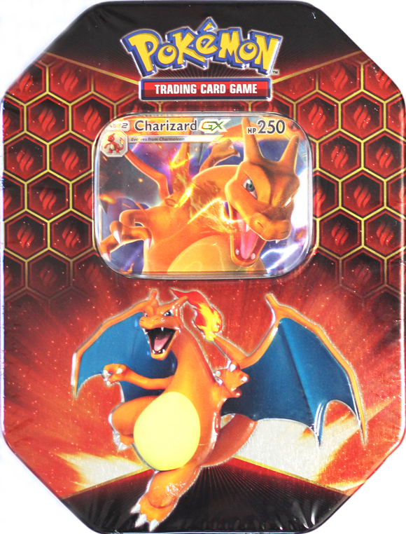 Pokemon TCG Hidden Fates Tin - Charizard