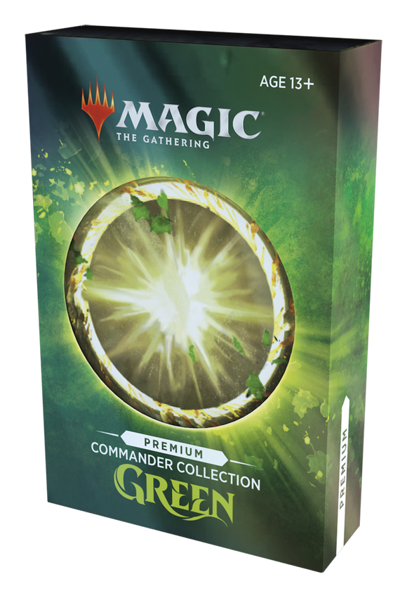 MTG: Commander Green Premium
