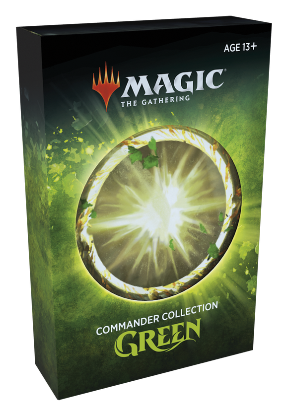MTG: Commander Green Regular