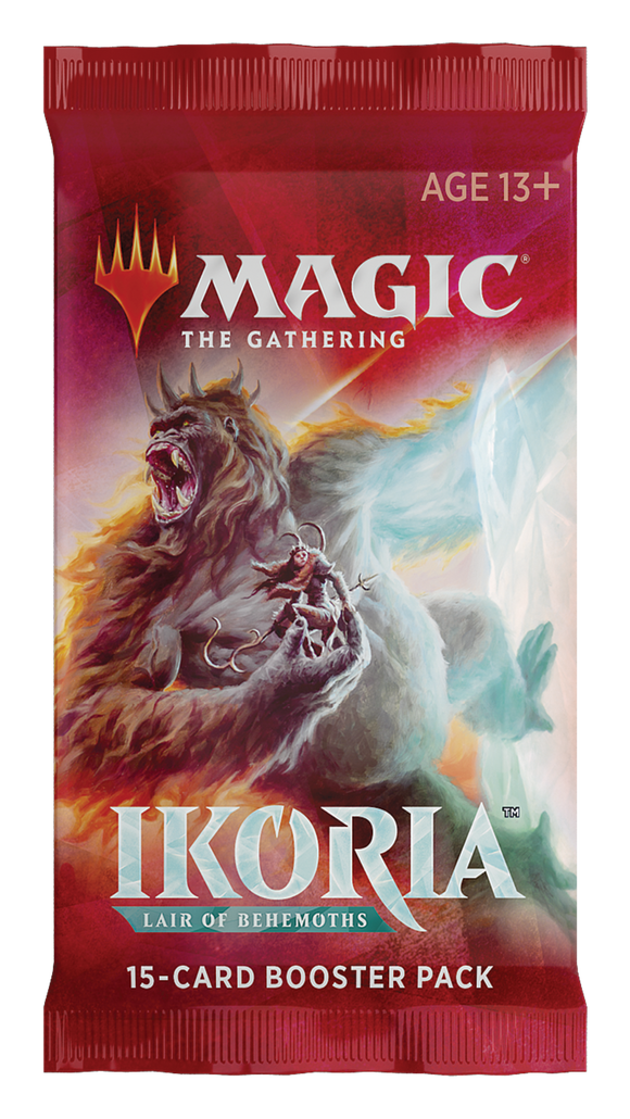 MTG: Ikoria Draft Booster