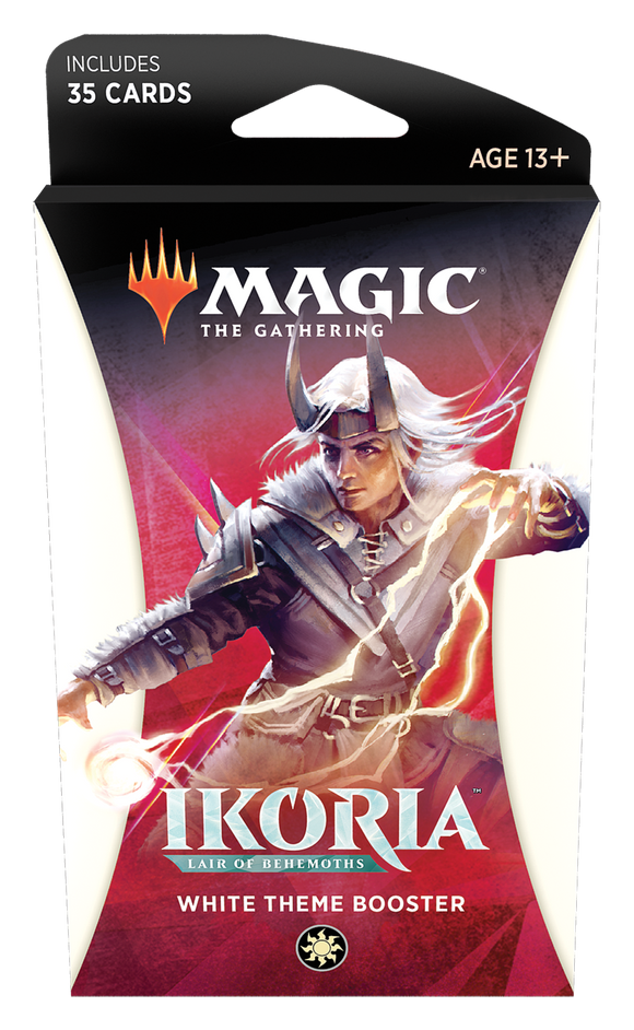 MTG: Ikoria Theme Booster White