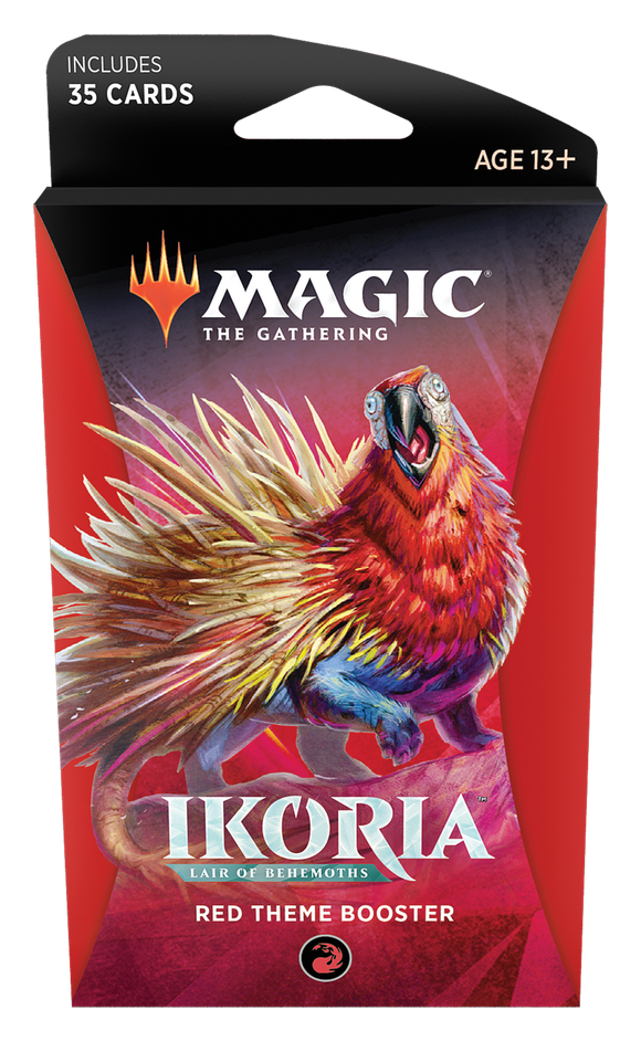 MTG: Ikoria Theme Booster Red