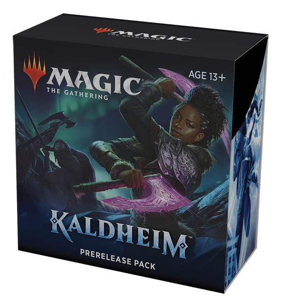 MTG: Kaldheim PreRelease Kit