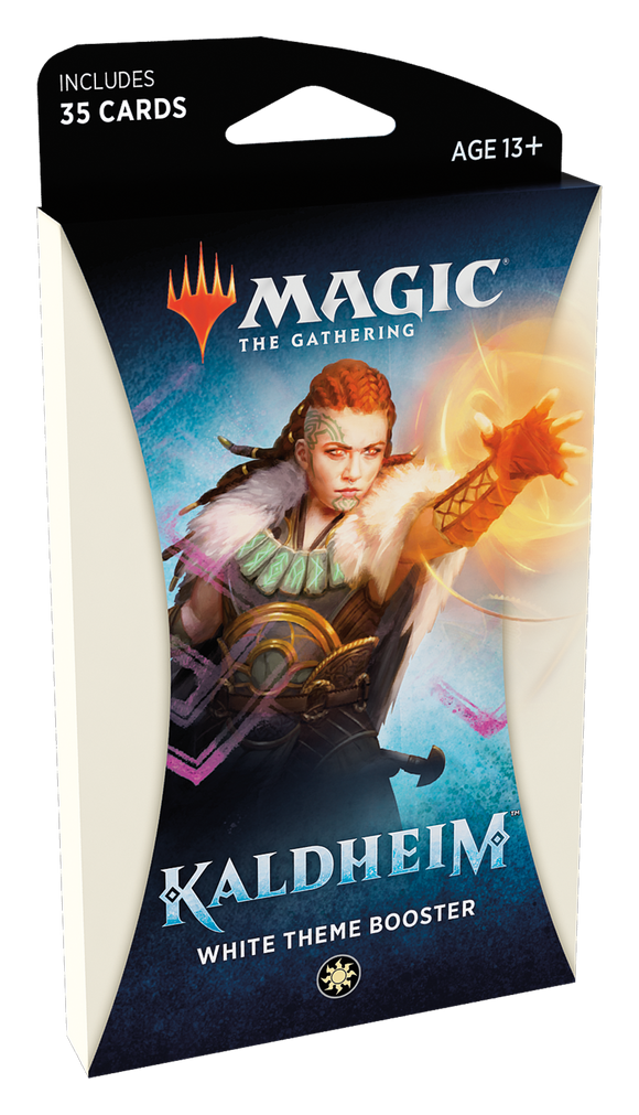 MTG: Kaldheim White Theme Booster