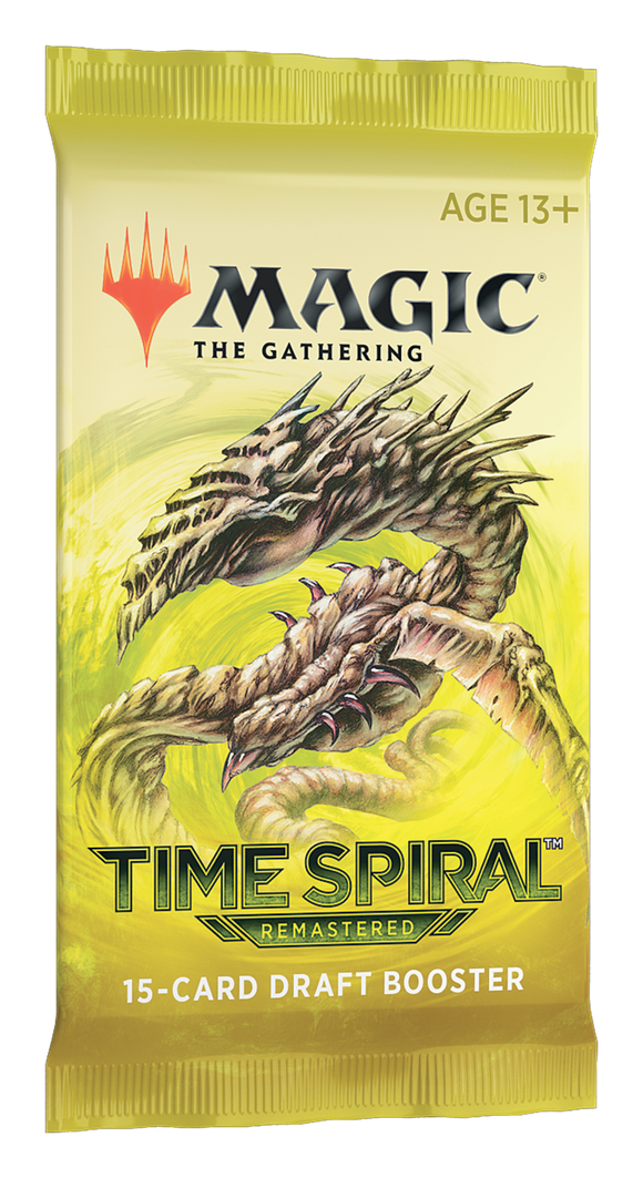 MTG: Time Spiral Remastered Booster
