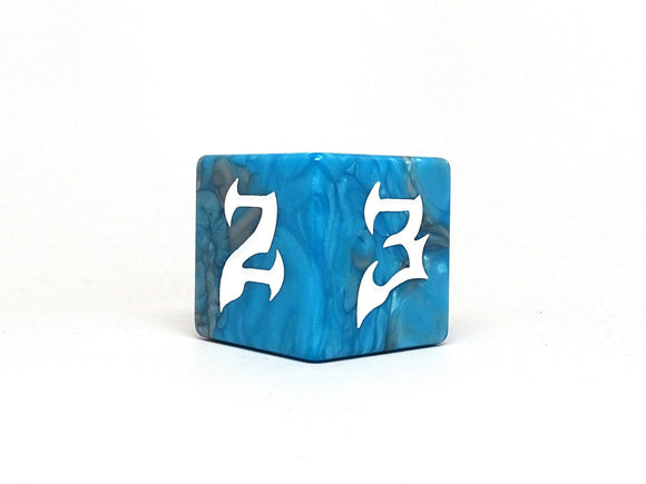 Easy Roller Dice of the Giants Frost Giant 48mm D6