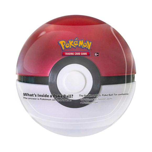 Pokemon TCG Pokeball Tin