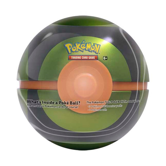 Pokemon TCG Dusk Ball Tin