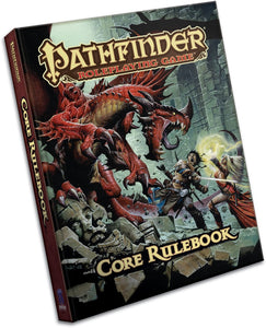 Pathfinder RPG Core Rulebook Hardcover