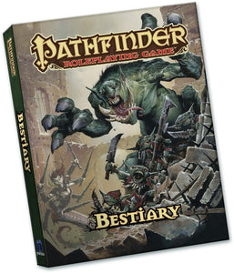 Pathfinder RPG Bestiary Pocket Edition