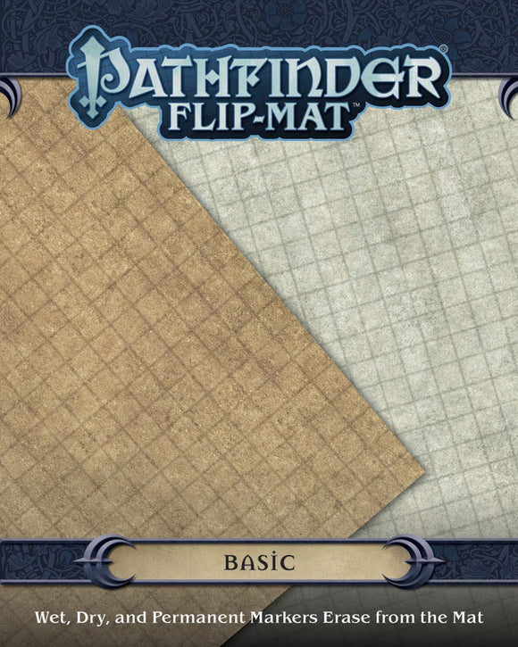 Pathfinder Flip-Mat: Basic