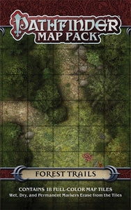 Pathfinder Map Pack Forest Trails