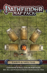 Pathfinder Map Pack Camps & Shelters