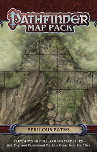 Pathfinder Map Pack Perilous Paths
